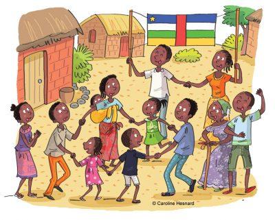 EDICEF (Hachette international)-ECM République de centre Afrique niveau CM