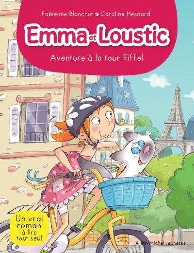 Emma et Loustic-Aventure à la tour Eiffel